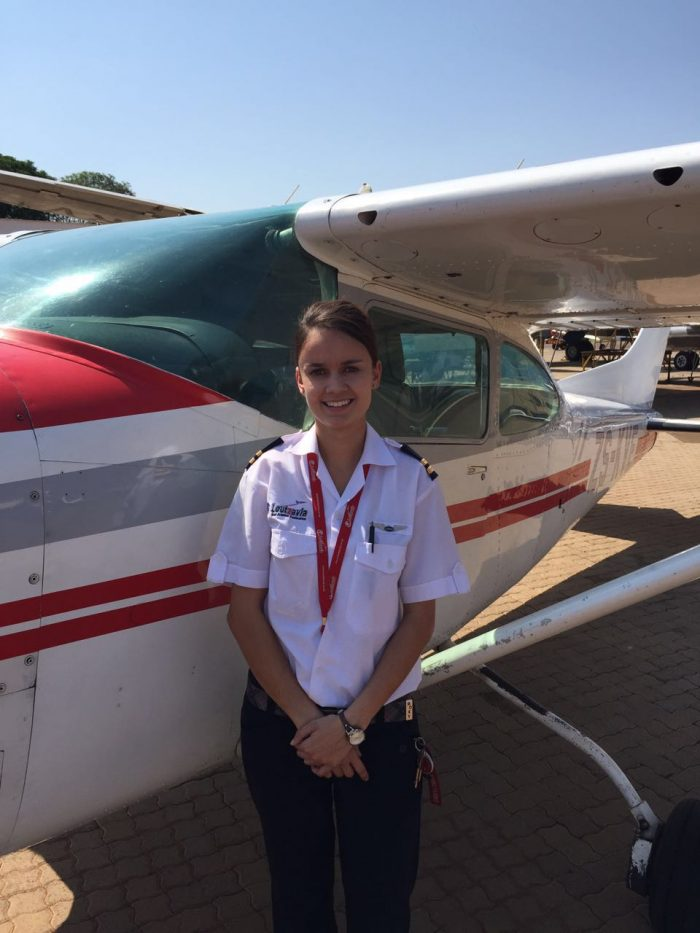 Pilot Bernice Cremore