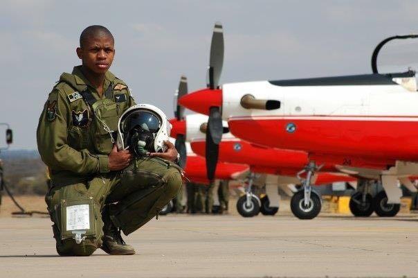 Pilot Buti Tsebe