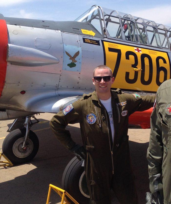Pilot Grant Timms