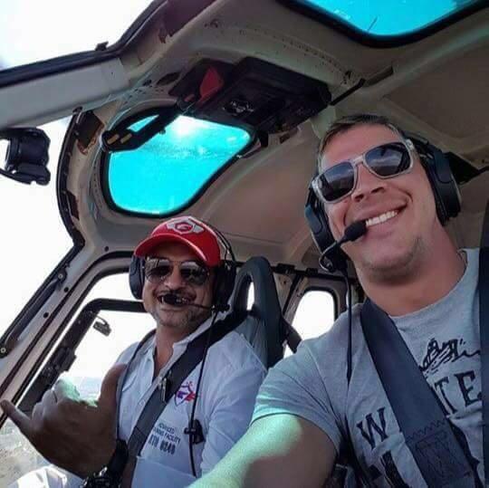 Pilot Ivan van Rooyen
