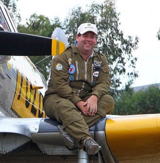 Pilot Ivan van der Schaar