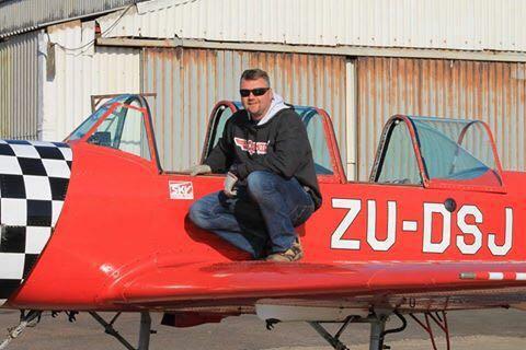 Pilot Jason Alexander