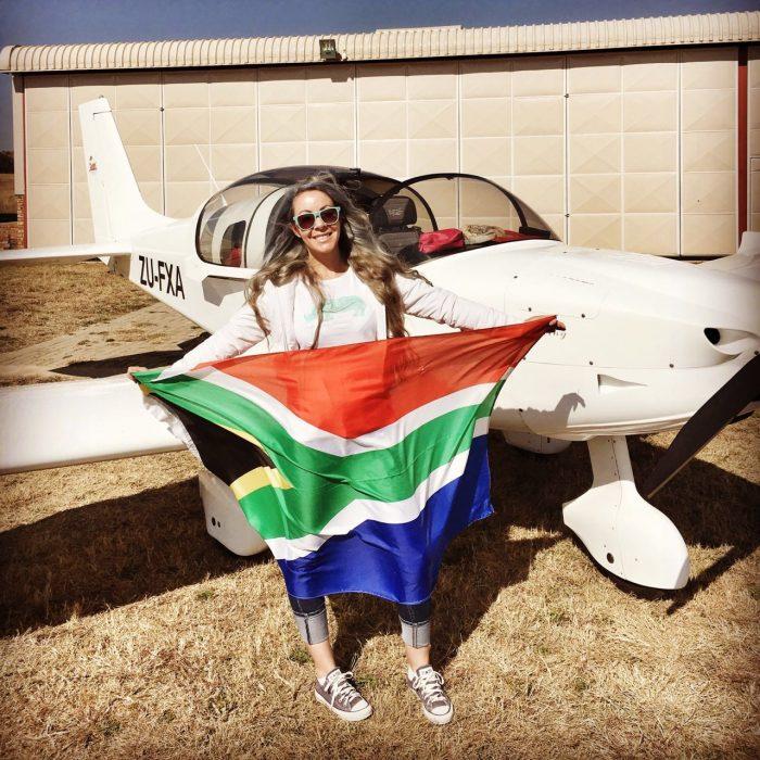 Pilot Wendy Mills