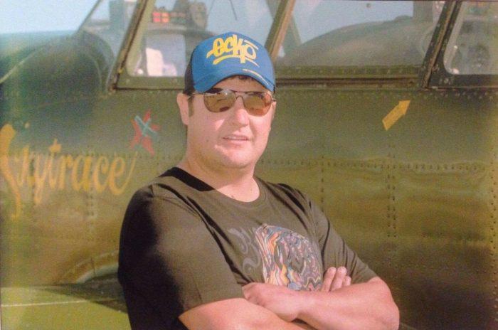 Pilot Werner Nel