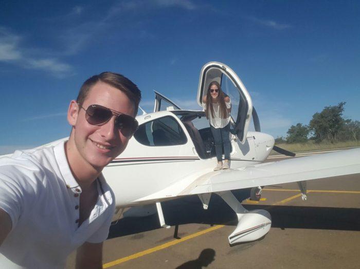 Pilot Yehuda King