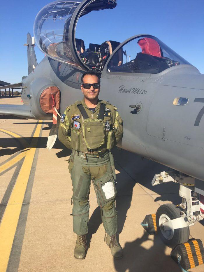 Pilot Zayd Peer