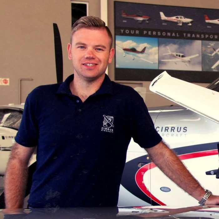 Pilot Deon Wentzel